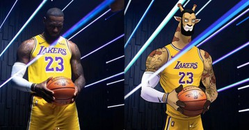 A Brief Interview With A Man Who Faithfully Recreates LeBron's Instagram As If He Were A Giraffe