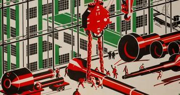 Индустриальное общество: классы, черты, проблемы и ценности индустриального общества