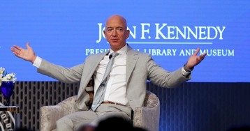 The average US worker would need 10 times the length of all human history to earn as much as Jeff Bezos