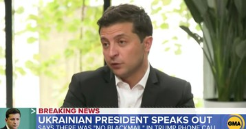 """Zelensky: """"This is not corruption, it was just a call"""""""