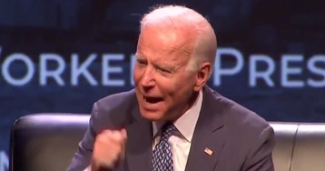 """Team Biden to NYT: Stop your """"active participation"""" in """"smear campaign"""" with … Breitbart?"""