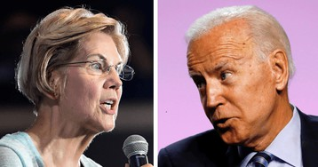 Elizabeth Warren Tops Joe Biden in Another National Poll