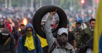 Las protestas en Ecuador dejan al menos cinco muertos en una semana