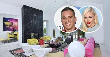 Sebastian Maniscalco Buys Gwen Stefani's Bananas Mansion