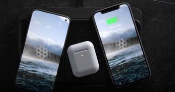 Nomad Base Station Pro promises Apple AirPower-style 18-coil Qi charging