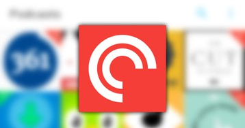 Pocket Casts now respects the system dark mode setting on Android