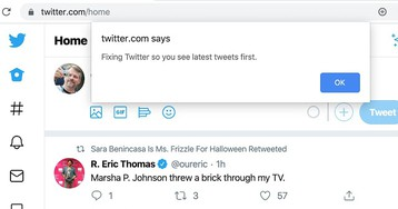 """A plugin to force Twitter to respect your settings and stop showing you """"top"""" tweets"""