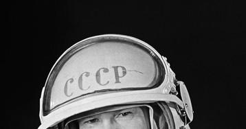 Помер космонавт Олексій Леонов, який першим у світі вийшов у відкритий космос