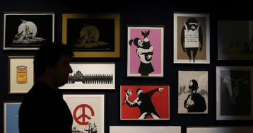 Banksy's trademark battle exposes a huge hypocrisy in his anti-copyright views