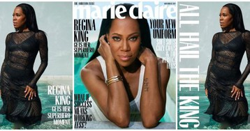 Queen of Our Kingdom: Regina King Is Killing Us Softly in Marie Claire's 'Ambition Issue'