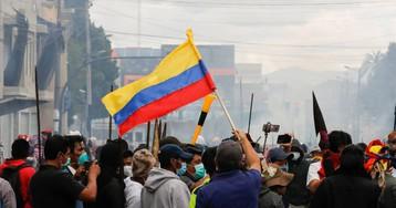 Los indígenas mantienen el pulso en la calle para desgastar a Lenín Moreno
