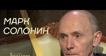 Победа Колымы над Освенцимом. М.Солонин в гостях у Д.Гордона