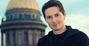 Анонс: Дуров выступит с заявлением