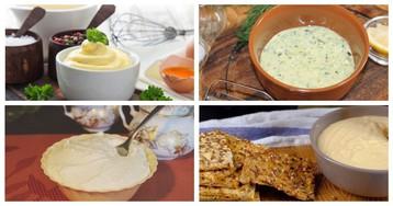 4 способа приготовить домашний майонез: от классического до варианта без сырых яиц