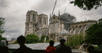 Pathe, Vendome Pictures Join Forces on TV Miniseries About the Notre-Dame Fire (EXCLUSIVE)
