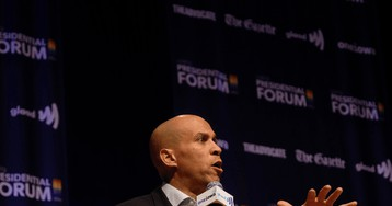 Cory Booker on Struggle with Black Voters: 'Let My Work Speak for Me'