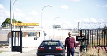 De guardia civil a recluso en la prisión militar