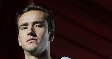 Скандальные выходки российского теннисиста Даниила Медведева