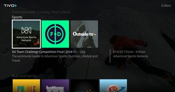 TiVo's ad-supported streaming service, TiVo Plus, launches today
