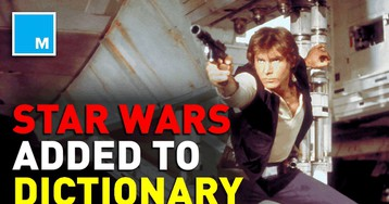 Oxford English Dictionary will feature four prominent 'Star Wars' terms