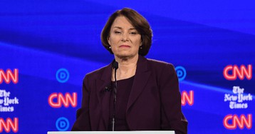 Fact Check: Klobuchar Falsely Claims Majority of Trump Voters Want Gun Control