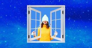 Как перевести окна в зимний режим и избавиться от сквозняков