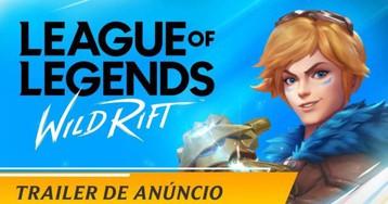 League of Legends: Wild Rift será lançado para iPhone em 2020