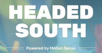 Headed South is a Motion Sense game for Pixel 4 from Monument Valley's creators [APK Download]