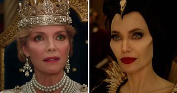«Малефисента: Владычица тьмы»: «Талант Пфайффер и Джоли потрачен впустую»