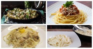 5 рецептов пасты на любой случай по традиционным итальянским рецептам