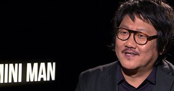 Benedict Wong Talks 'Gemini Man', Ang Lee, and 'Doctor Strange 2'