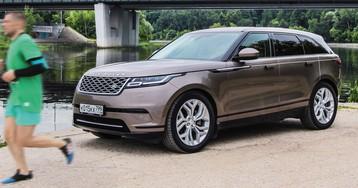 Длительный тест-драйв: Range Rover Velar D300 SE