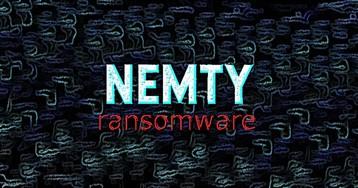 Знакомьтесь: ransomware Nemty c поддельного сайта PayPal