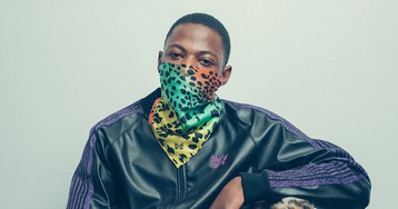 NOMA t.d. Debuts New Scarf Line With Needles Collab