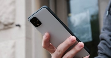 Pixel 4 doesn't let you use Android Pie's two-button gesture navigation