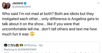 JWoww & Angelina Pivarnick Duke It Out On Social Media Over 'Threesomes' As 'Jersey Shore' Controversy Bubbles Over!
