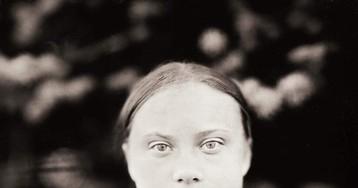 Photographer Immortalizes Greta Thunberg in Powerful Wet Plate Portraits