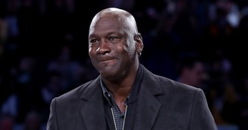 Michael Jordan Opens Medical Clinic in North Carolina: 'It's a Very Emotional Thing for Me'