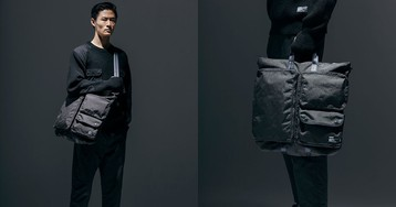 HAVEN & PORTER Drop a Utility Bag Collection for All Your Storage Needs