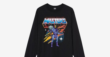 Billionaire Boys Club x Mattel's Spooky 'Master of the Universe' Capsule Drops Today