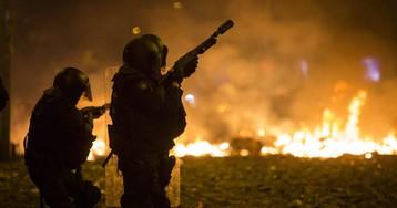 La quinta jornada de disturbios deja 182 personas atendidas por los servicios sanitarios