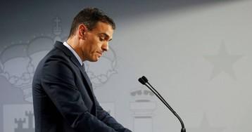 Sánchez rechaza hablar con Torra y le exige que condene la violencia