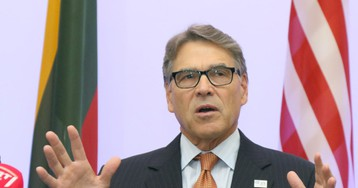 Rick Perry Refuses to Comply with Subpoena for Ukraine Documents