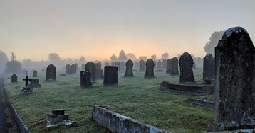 North Carolina cemetery cancels Halloween movie night after backlash from loved ones of the dead