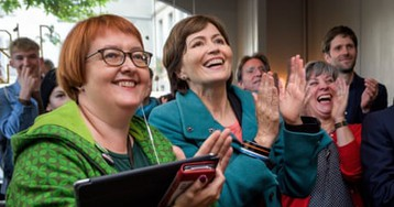 'A tectonic shift': Green Party makes historic gains in Swiss vote