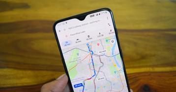 В Google Maps появилась функция, раздражающая полицию