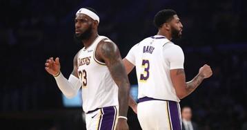 Empieza la NBA: un asunto entre parejas