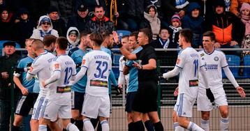 Егоров прокомментировал судейский скандал в матче «Оренбург» — «Крылья Советов»