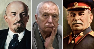 Режиссёр «Белорусского вокзала» назвал Ленина неприличным словом