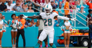 Bills Fan Says Dolphins' Bobby McCain Spit On Him, Also Threatened To Spit On Kid